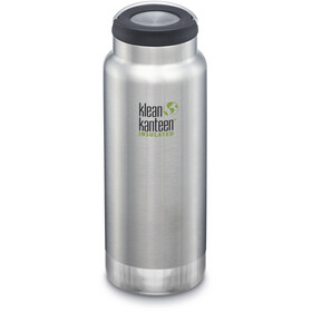 Klean Kanteen TKWide Gourde avec acier inox 946ml Isolant, brushed stainless